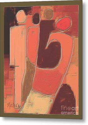 Untitled 355 Metal Print by Nedunseralathan R