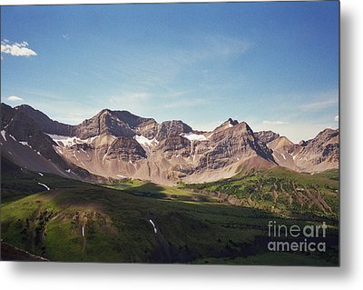 Untitled 6 Metal Print by Devin  Cogger