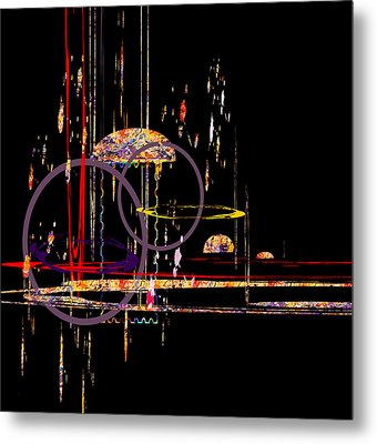 Untitled 68 Metal Print by Andrew Penman