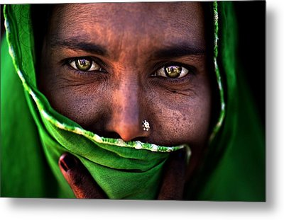 Untitled Metal Print by Alessandro Bergamini