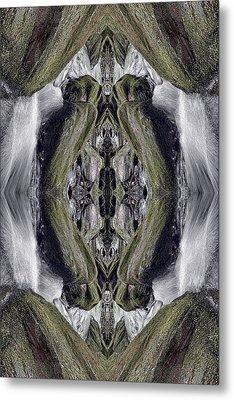 Untitled Metal Print by Dawn J Benko
