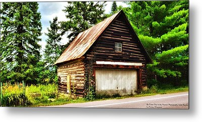 Untitled Metal Print by John Ressler