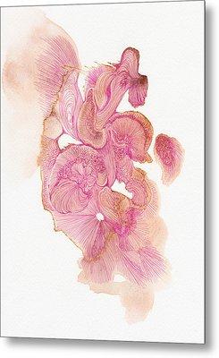 Untitled - #ss14dw002 Metal Print by Satomi Sugimoto