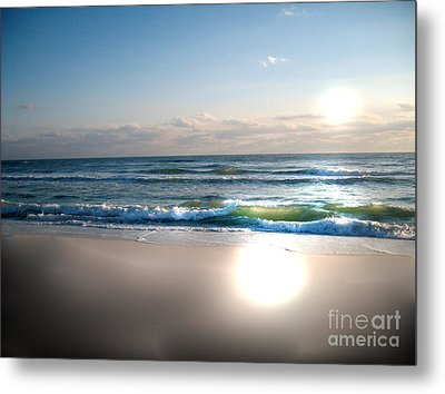 Untouched Metal Print by Jeffery Fagan
