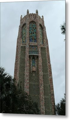 Upper Bok Tower Metal Print