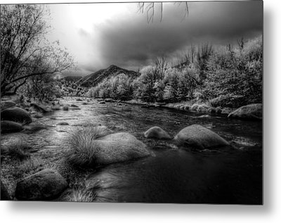 Upper Kern River Metal Print