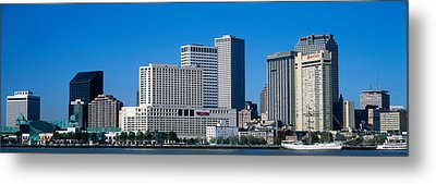 Usa, Louisiana, New Orleans Metal Print by Panoramic Images