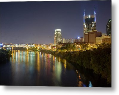 Usa, Tennessee, Nashville Metal Print by Jaynes Gallery