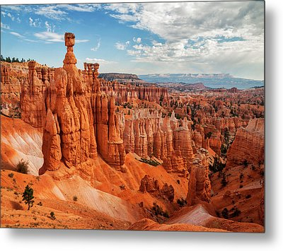 Usa, Utah, Bryce Canyon National Park Metal Print