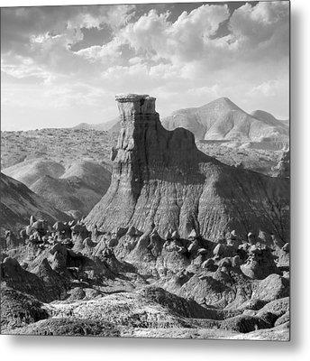 Utah Outback 18 Metal Print