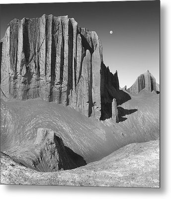 Utah Outback 20 Metal Print by Mike McGlothlen