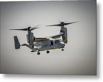 V22 Osprey Metal Print by Bradley Clay