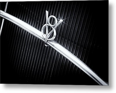 V8 Metal Print by Caitlyn  Grasso