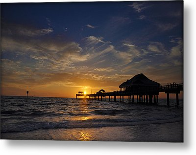 Vacation All I Ever Wanted Metal Print by Bill Cannon