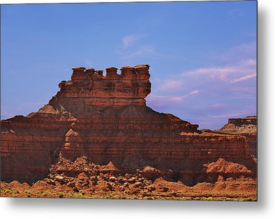 Valley Of The Gods Metal Print by Christine Till