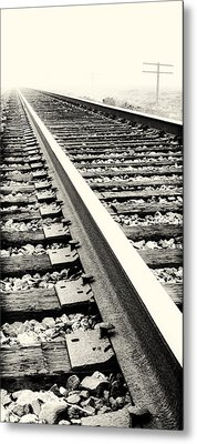 Vanishing Point Metal Print by Caitlyn  Grasso