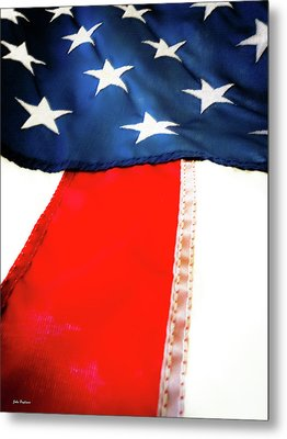 Variations On Old Glory No.1 Metal Print by John Pagliuca