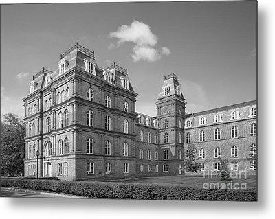 Vassar College Main Building Metal Print by University Icons