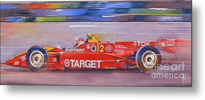 Vasser Metal Print by Robert Hooper