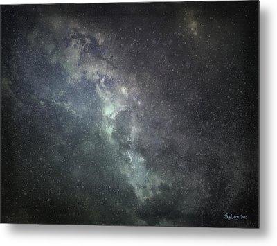 Vast Universe Metal Print by Cynthia Lassiter
