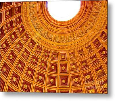 Vatican Mount Metal Print