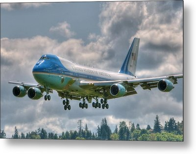 Vc25 - Air Force One  Metal Print