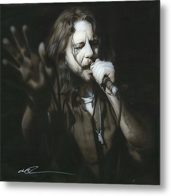 Eddie Vedder - ' Vedder IIi ' Metal Print