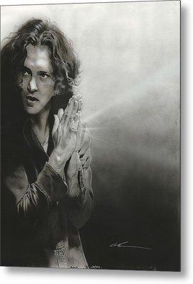 Eddie Vedder - ' Vedder Iv ' Metal Print