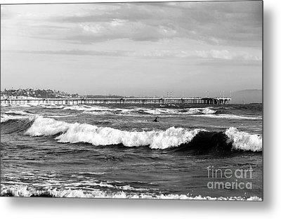 Venice Beach Waves IIi Metal Print by John Rizzuto