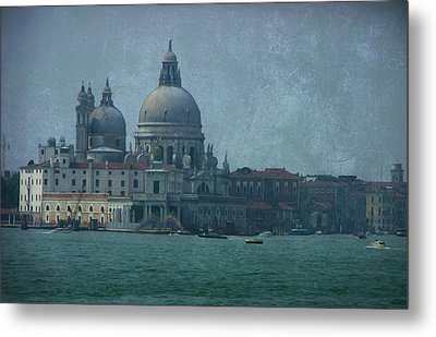Metal Print featuring the photograph Venice Italy 1 by Brian Reaves