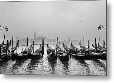 Venice  Metal Print by Yuri Santin