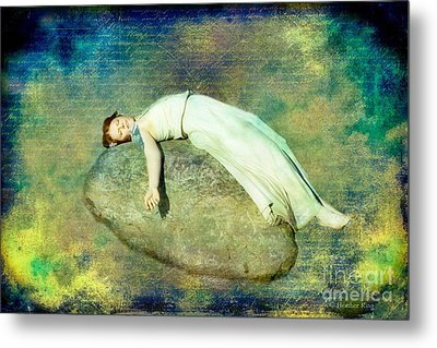 Metal Print featuring the photograph Venus by Heather King