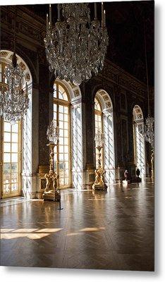 Versailles 2 Metal Print by Art Ferrier