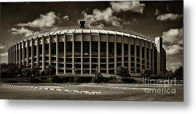 Veterans Stadium 1 Metal Print by Jack Paolini
