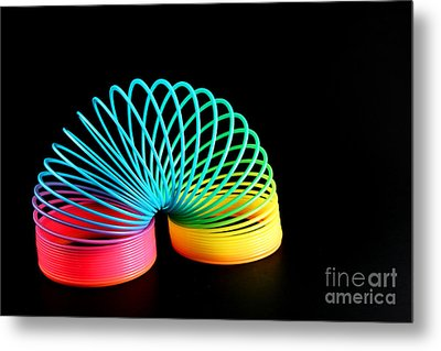 Vibrant Metal Print by Lawrence Burry