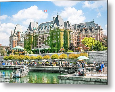Victoria Metal Print by JR Photography