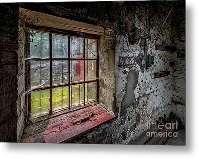 Victorian Decay Metal Print by Adrian Evans