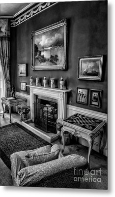 Victorian Style V2 Metal Print