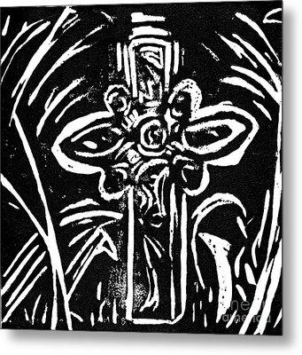 Victory Metal Print by Elizabeth Briggs