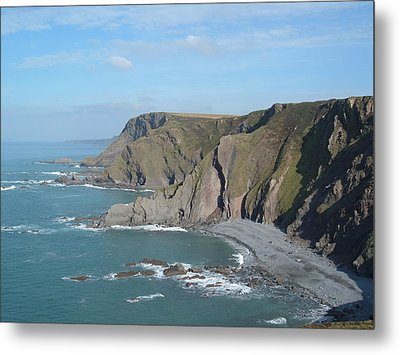 Higher Sharpnose Point Metal Print