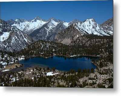View From Onion Trail 1 Metal Print by Jane Axman