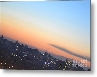 View From The Bronx Metal Print