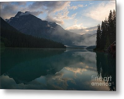 View From The Dock Metal Print by Charles Kozierok