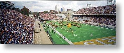 View Of The Bobby Dodd Stadium Metal Print