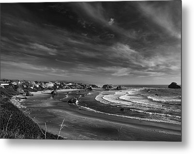 View Over Bandon Metal Print by Andrew Soundarajan