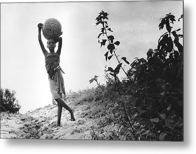 Vilancoulos Mozambique 1997 Metal Print by Rolf Ashby
