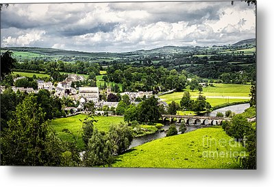Village Of Inistioge Metal Print