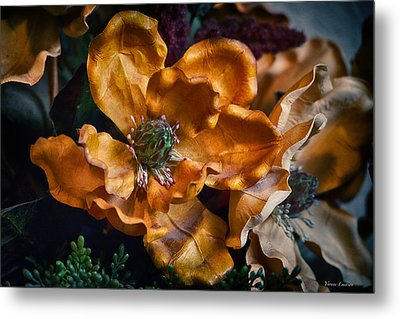 Metal Print featuring the photograph Vintage Feel by Yvonne Emerson AKA RavenSoul