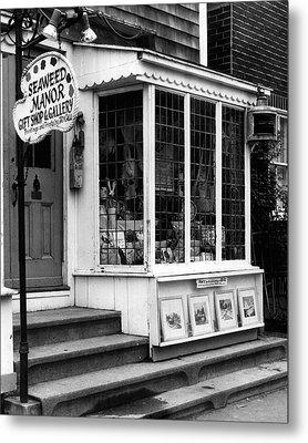 Vintage Gift Shop Fine Art Print Metal Print by Retro Images Archive