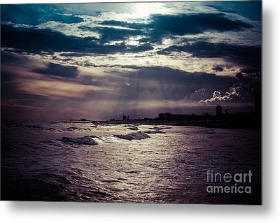 Vintage Sunset Metal Print by Will Cardoso